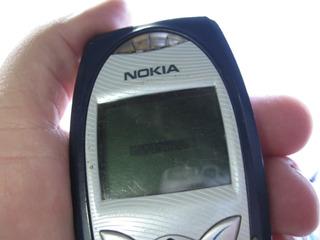 Nokia Rh-44 3586 Liga Fica Uma Faixa Preta Na Tela Ver Fotos