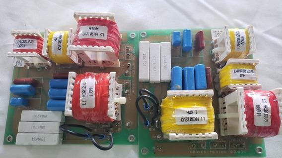 Divisor De Frequencia 3 Vias 500 Watts Rms (par)