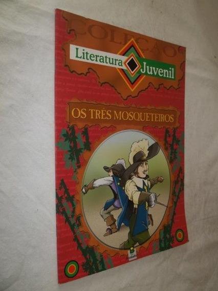 Livro - Os Três Mosqueteiros - Coleção Literatura Juvenil