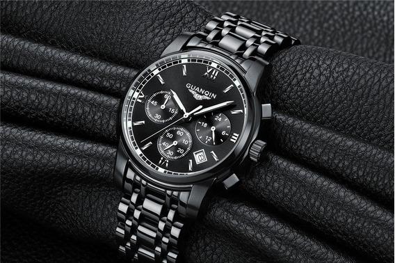 Relógio Guanqin Modelo Gs19018 - R$120,00 + Frete