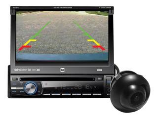 Pantalla Para Auto Tactil Dvd Usb Simple Din Dual 7 + Camara