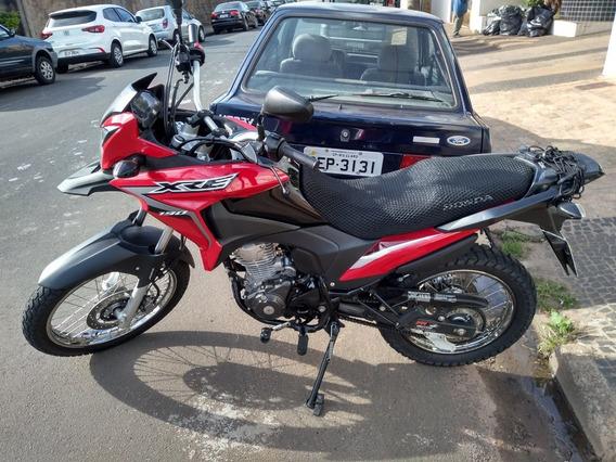 Honda Xre190 2018 Garantia De Fábrica Ate 2021