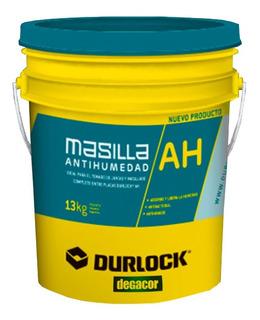 Masilla Durlock Antihumedad X 13 Kg Para Placas Ah