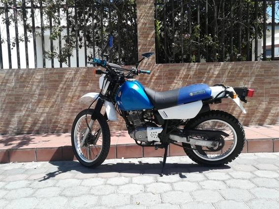 Moto Suzuki Dr 200 Año 2004 Matricula 2018 Llanta Continenta