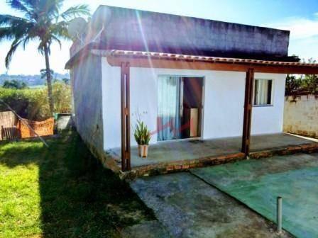Casa Com 2 Quartos À Venda, 77 M² Por R$ 85.000 - Marambaia - São Gonçalo/rj - Ca0041