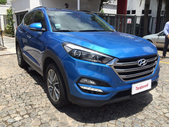 Hyundai Tucson 2.0 4wd 2018 Seleccionados Fiat Taraborelli