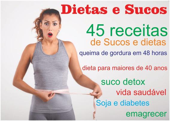 Dietas E Sucos Para Emagrecer E Ter Uma Vida Saudável