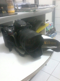 Câmera Nikon Profissional D5300