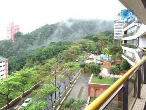 Imagem 1 de 30 de Apartamento À Venda, Sorocotuba, Guarujá. - Ap4577