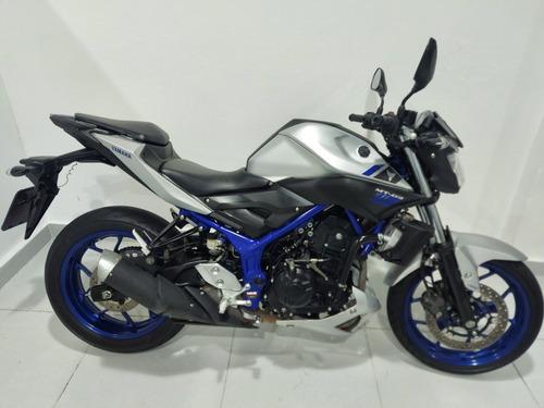 Yamaha Mt - 03 Abs 2017