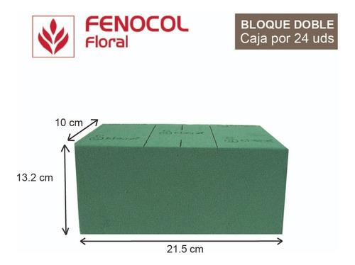 Imagen 1 de 1 de Espuma Floral Sabana - Caja Por 48 Unidades