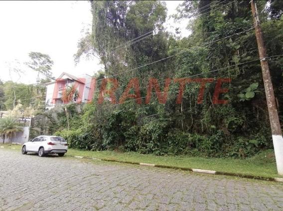 Terreno Em Santa Inês - Caieiras, Sp - 337635
