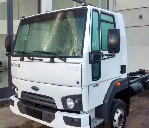 Ford Cargo 1119 No Chassi 0km 2019