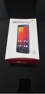 Celular Smartphone Lg Prime Plus - Seminovo Na Caixa