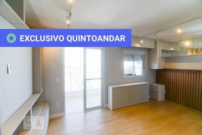 Apartamento No 11º Andar Mobiliado Com 1 Dormitório E 1 Garagem - Id: 892932659 - 232659