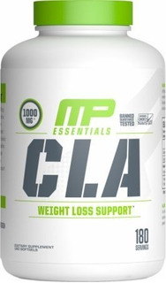 Cla Musclepharm Rsp 180cáps Importado Nutrex Muscletech