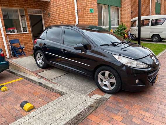 Peugeot 207 Premium Cielo 2011 Mecánico