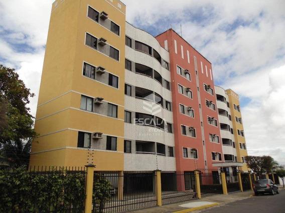 Apartamento Com 3 Quartos À Venda, 63 M², 2 Vagas, Financia - Sapiranga - Fortaleza/ce - Ap1706