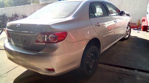 Sucata Toyota Corolla 2013 Somente Para Vendas De Peças
