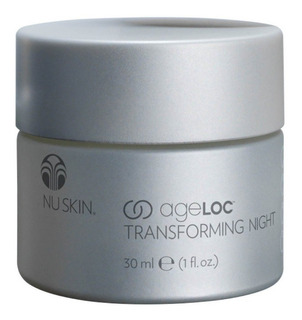 Ageloc Transforming Night Nuskin Crema De Noche