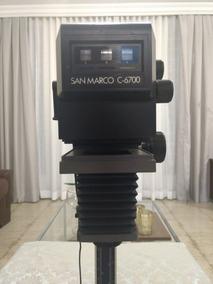 Ampliador Fotográfico San Marco C-6700 + Color Star 3000
