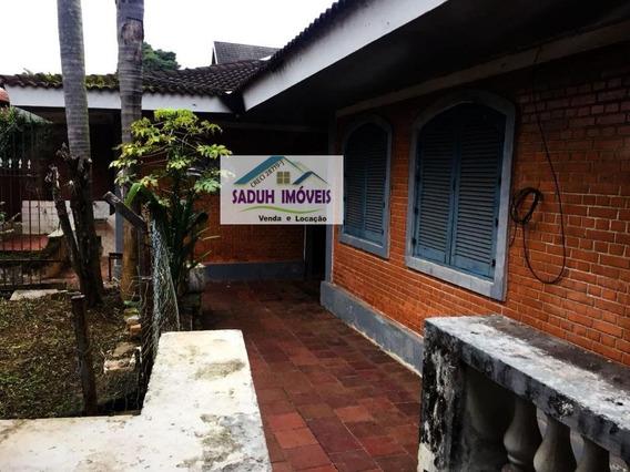 Casa A Venda No Bairro Interlagos Em São Paulo - Sp. - 937/ca0025-1
