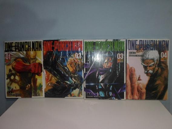 One Punch Man Vol. 1 Ao 4 Panini