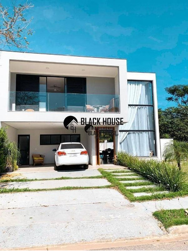 Sobrado Com 4 Dormitórios À Venda, 220 M² Por R$ 1.250.000,00 - Ibiti Royal Park - Sorocaba/sp - So0745