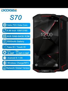 Doogee S70 - Smartphone Super Resistente