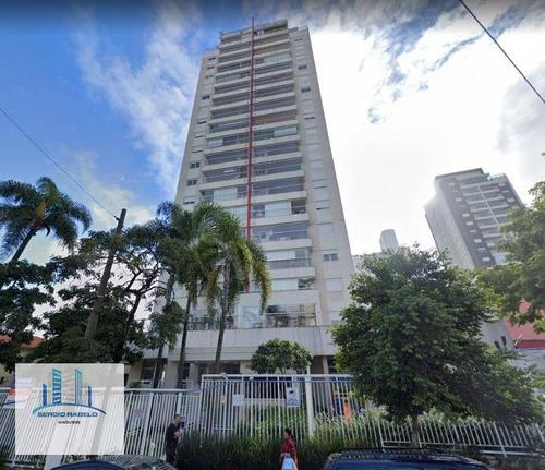 Imagem 1 de 30 de Apartamento Com 2 Dormitórios À Venda, 75 M² Por R$ 960.000 - Campo Belo - São Paulo/sp - Ap3843
