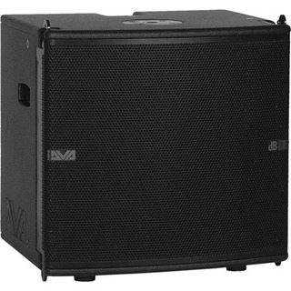 Bafle/subwoofer Db Technologies Dva Ms12 Act Rms 700w Omnid