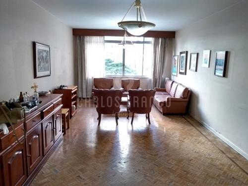 Apartamento De 138m², Com 2 Dormitórios, 2 Banheiros, 1 Vaga Em Perdizes - Cf63216
