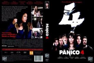 Filme Pânico 4 Semi Novo