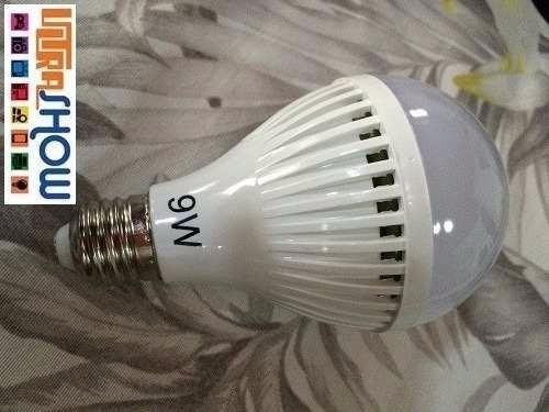 Kit 20 Lâmpadas Led Bulbo Light 9w 110v E27