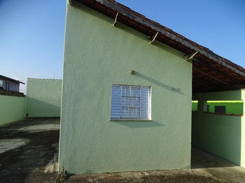 Casa Residencial À Venda, Loty, Itanhaém. - Ca0643