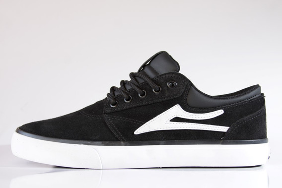 Tênis Lakai - Griffin Sd Suede Black/white