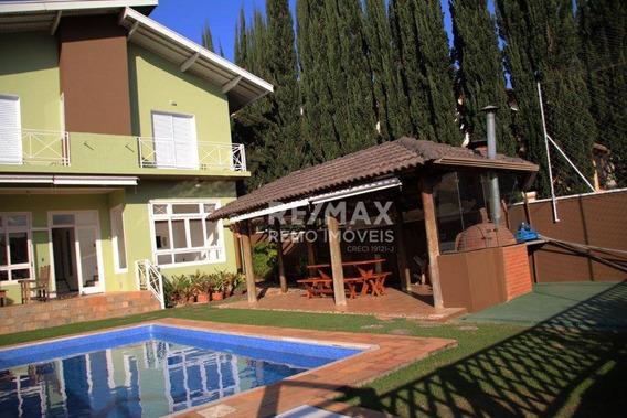 Casa Para Locação No Cond. Reserva Colonial - Ca3456
