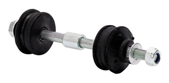Flexibloco E Coxim Kit Para Mobilete E Bikelete