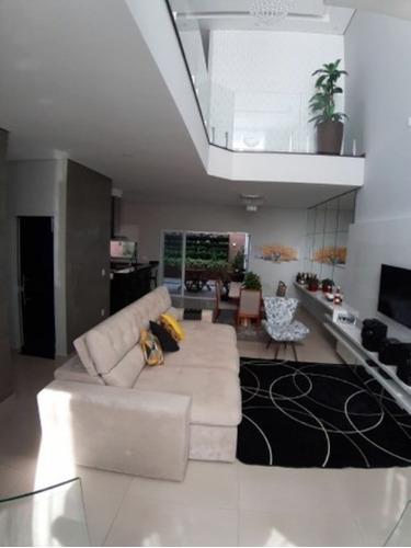 Imagem 1 de 19 de Casa À Venda No Condomínio Golden Park Residence, Sorocaba-sp - 5199 - 69861797