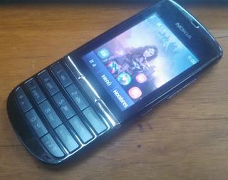Nokia Asha 300 Tactil/5mp/digitel 30 Vrds Usado Cargador