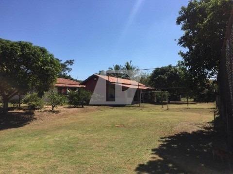 Imagem 1 de 13 de Chácara A Venda  Condomínio Serra Verde - Ch00102 - 68850952