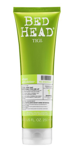 Tigi Re-energize Shampoo X 250ml