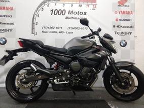 Yamaha Xj 6 N Abs 2018 Novinha Aceito Moto