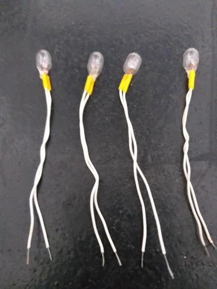 4 Lâmpadas Amplificador Haii / Ha2 Esotech Gradiente 12v
