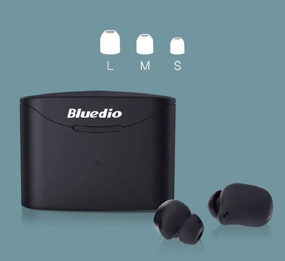 Original Fone De Ouvido Bluedio T-elf 2 Tws Bluetooth