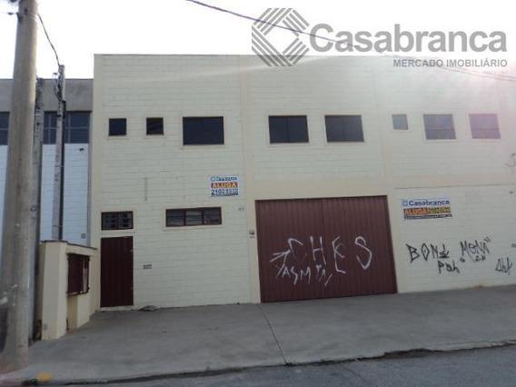 Barracão Para Alugar, 300 M² Por R$ 5.500,00/mês - Jardim Leocádia - Sorocaba/sp - Ba0082
