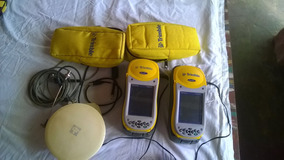 Kit Trmble Georeferenciamento,2 Gps Geo 2005 Incra