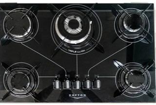 Tope Keyton Cocina A Gas 5 Hornillas Vitroceramica Tienda V