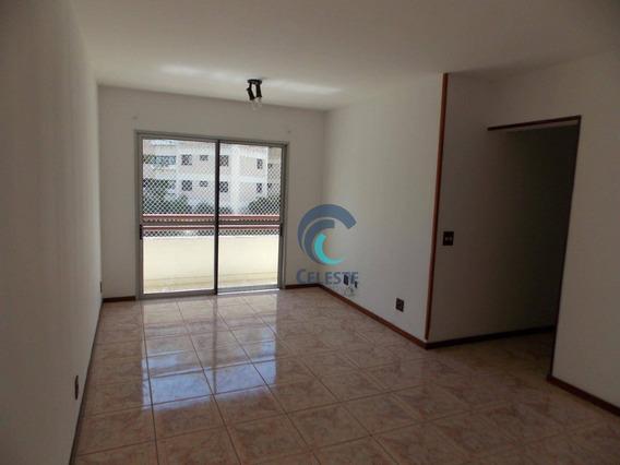 Apartamento Com 3 Dormitórios Para Alugar, 94 M² Por R$ 1.500,00/mês - Vila Ema - São José Dos Campos/sp - Ap0554