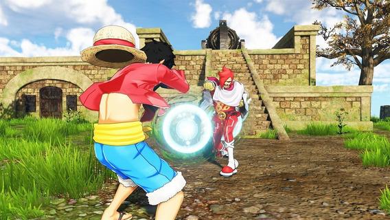 Novo Jogo One Piece World Seeker Xbox One Mídia Física